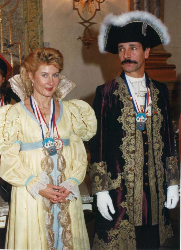 Alois II. & Sonja I., Saison 1996