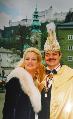 Wolfgang III. & Martina I., Saison 2002