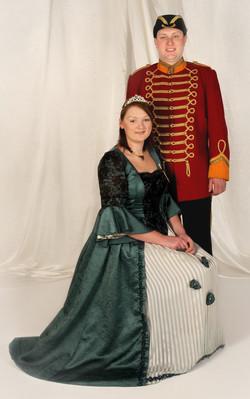 Karl II. & Sandra I., Saison 2010