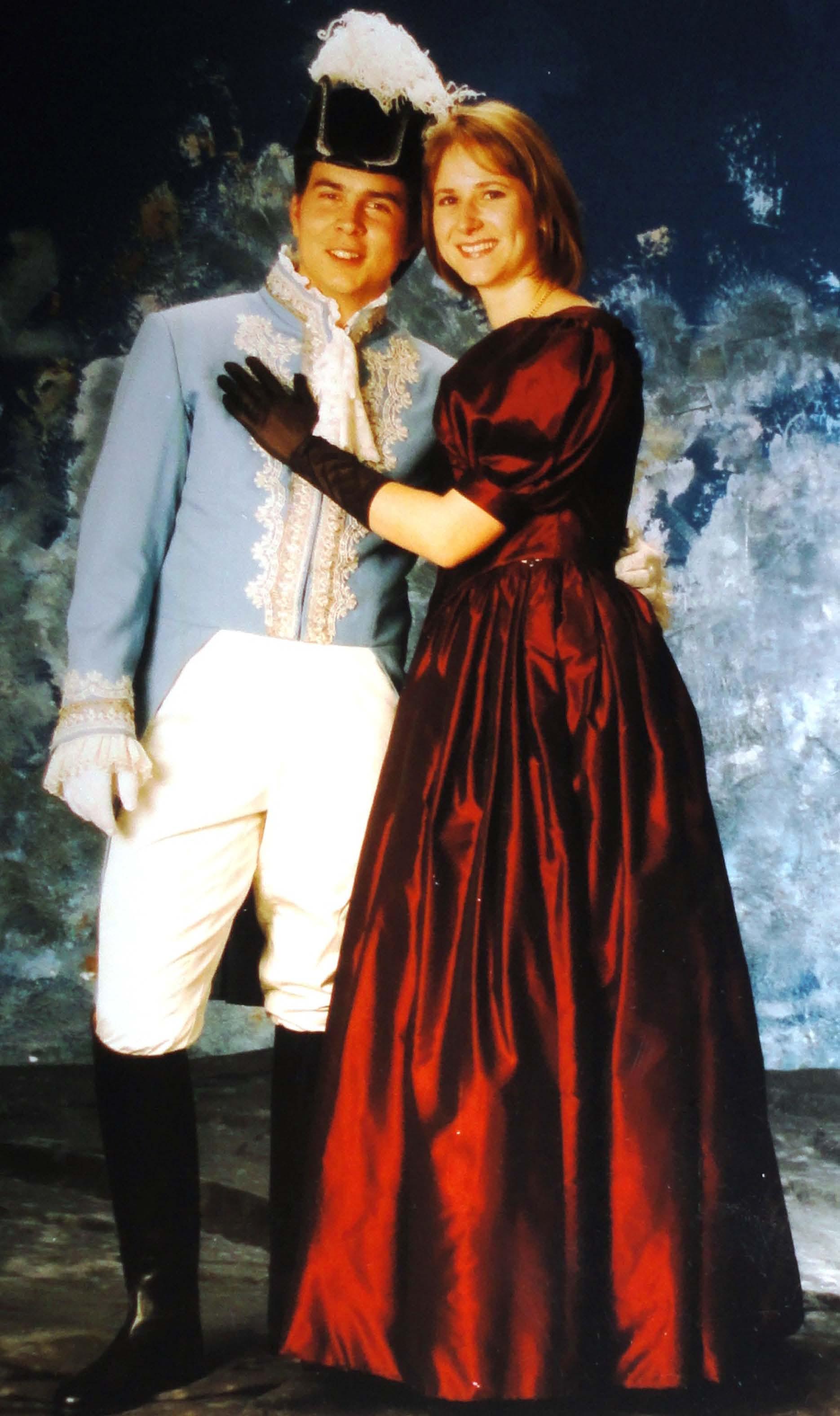 Axel I. & Sandra I., Saison 1999