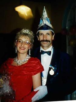 Alois I. & Karin I., Saison 1995