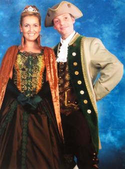 Thomas Wolfgang I. & Patricia I., Saison 2004