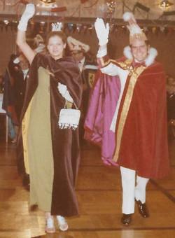 Medardus I. & Renate I., Saison 1972