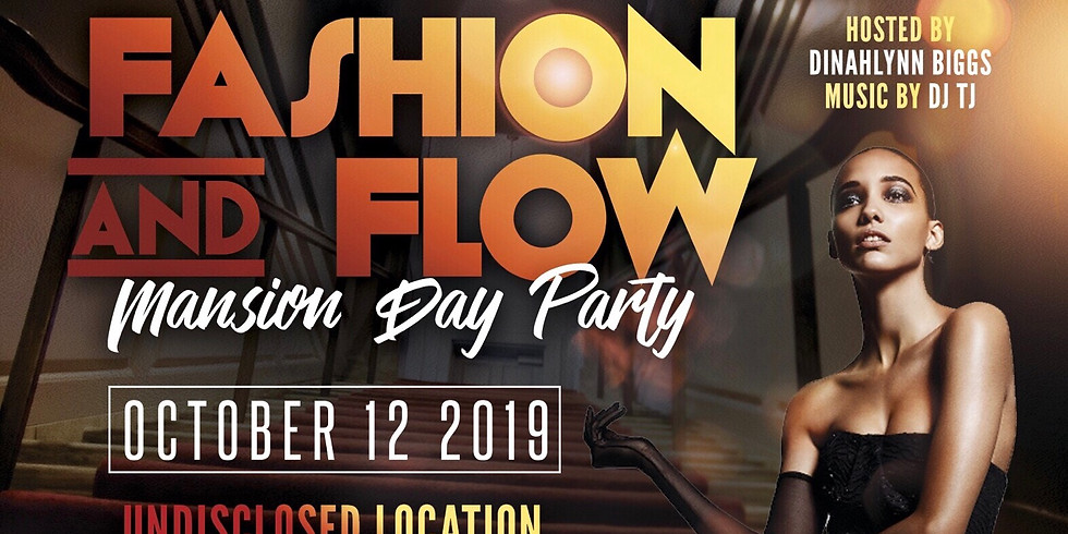 Fashion And Flow Mansion Day Party