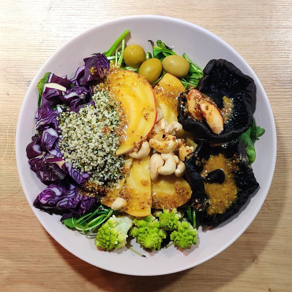 Assiette Végétale