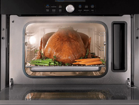 Steam Ovens Rise in Popularity