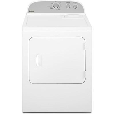 YWED4815EW Whirlpool 7.0cu.ft. dryer capacity
