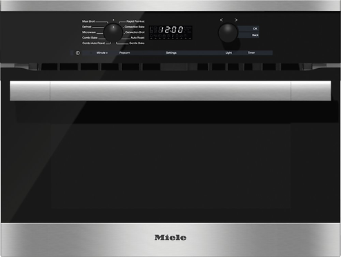 Miele H6100BMAMCLEANTOUCHSTEEL