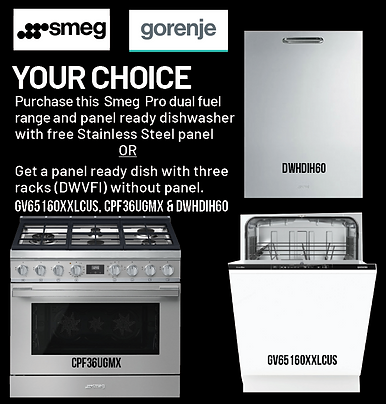 Gorenje Smeg Package