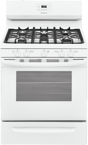 "FCRG3052AW Frigidaire 30"" Manual Clean Gas Range"