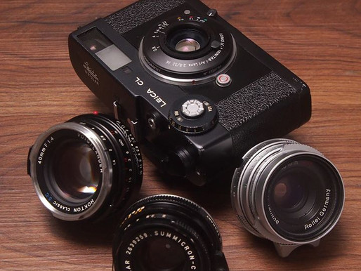 #043 Matching with Leica CL