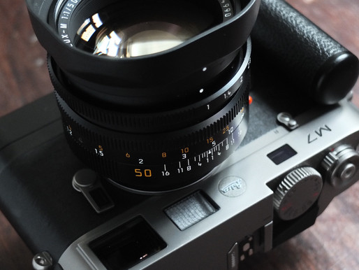 #102 Leica Noctilux 50mm f/1 Version 4 (For Sale)