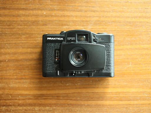 #130 Legend semi-auto Compact camera – Cosina/Paktica CX-2