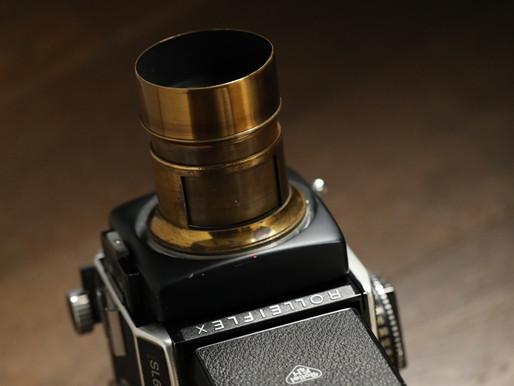 #132 Petzval vs Photographe a Verres Combine