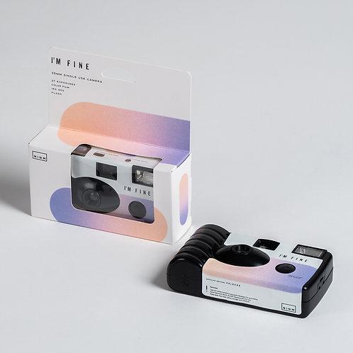 I'M Fine 即棄相機 - No.3 標準版