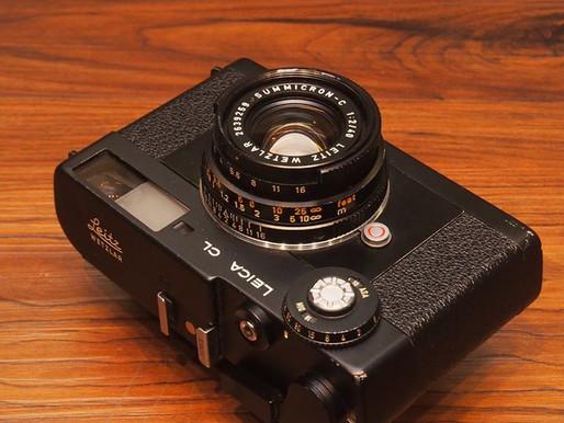 #042 Leica CL - 1973