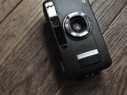 #126 Fujifilm Natura Black (for sale)