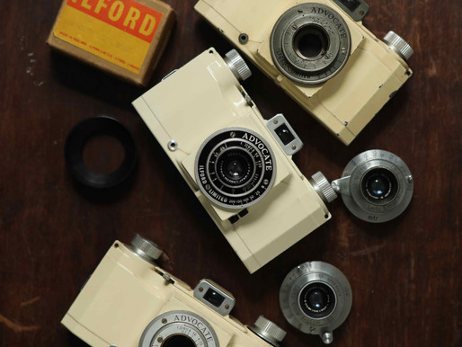 #136 Ilford Advocate on Leica