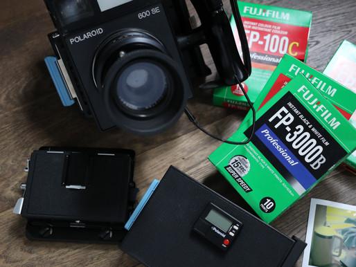 #115 Polaroid 600 SE
