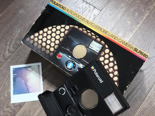 #115 Polaroid SLR680