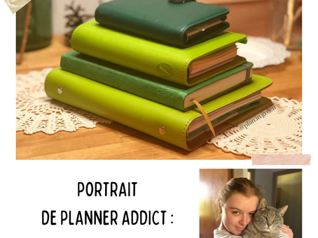 Portrait de Planner Addict : @plan.in.green
