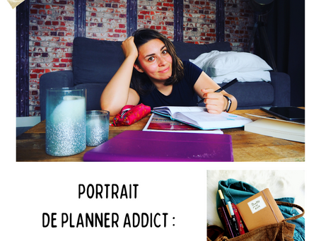 Portrait de Planner Addict : @plan_with_babe.coach