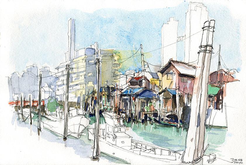 Tokyo, la belle méconnue. Extrait des carnets de voyage de Delphine Priollaud-Stoclet