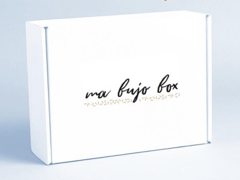Collaboration Funforyou/Ma bujo box mois de janvier 2018