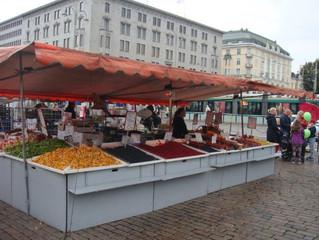 Kauppatori市場