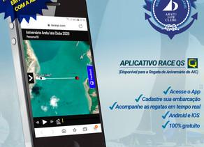 AIC E ABVO fazem parceria para transmissão de regatas on-line