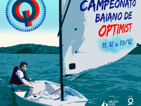 AIC sedia Campeonato Baiano de Optimist