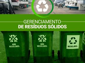 AIC inicia programa de Gerenciamento de Resíduos Sólidos