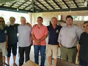 AIC dá as boas-vindas ao novo Capitão dos Portos da Bahia
