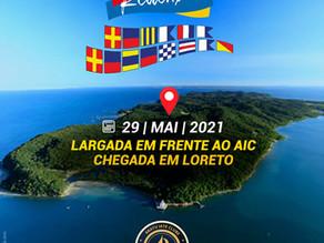 Regata Redenção abre inscrições e Calendário de Vela do AIC