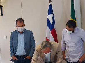 Comodoro do AIC é empossado membro do Comitê Náutico de Salvador