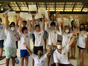 Formada primeira turma da Escola de Vela do AIC