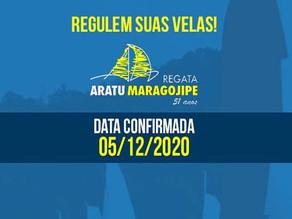 Aratu-Maragojipe 2020 já tem uma nova data