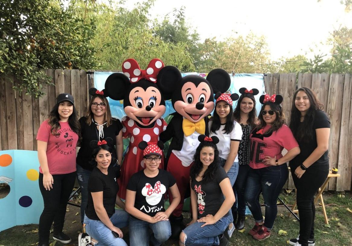 Disney Theme Party