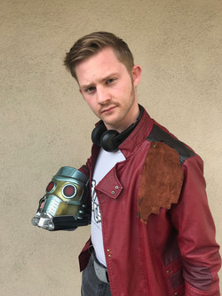 Starlord Guardians of the Galaxy