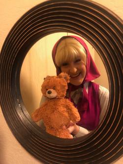Masha and the Bear theme