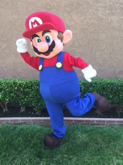 Mario Birthday Party for Kids