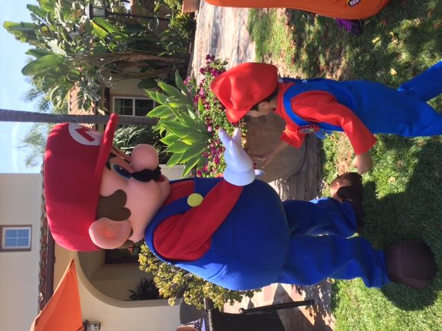 Mario Theme Party