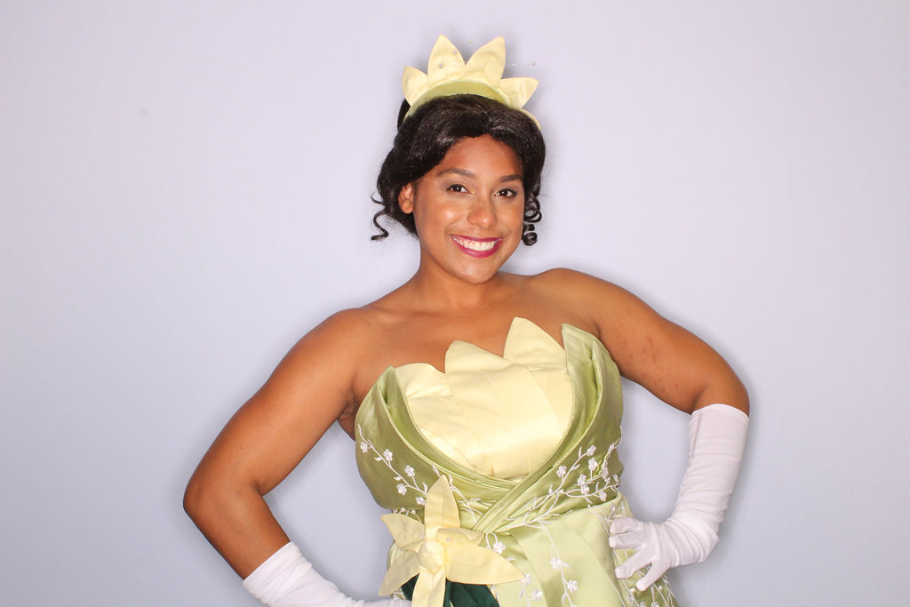 Princess and the Frog Theme party
