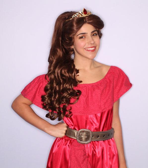 Princess Elena theme party