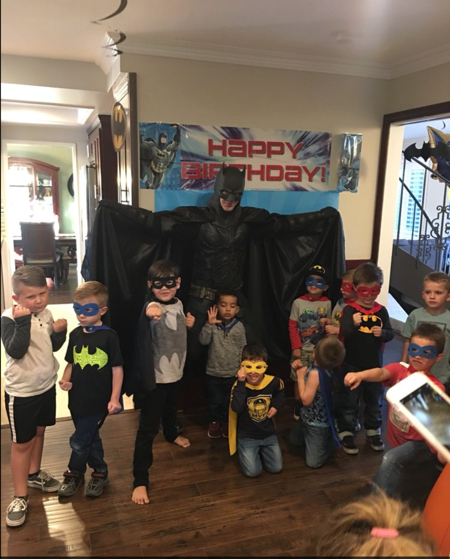 Batman Party Character