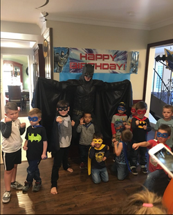Batman Party Character