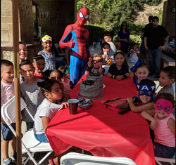 Spiderman Character for Kids