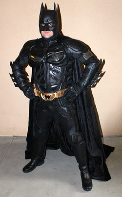 Batman Party Character for Hire