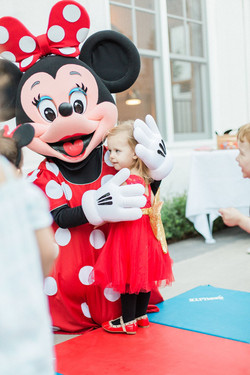 Minnie Mouse Character for Hire