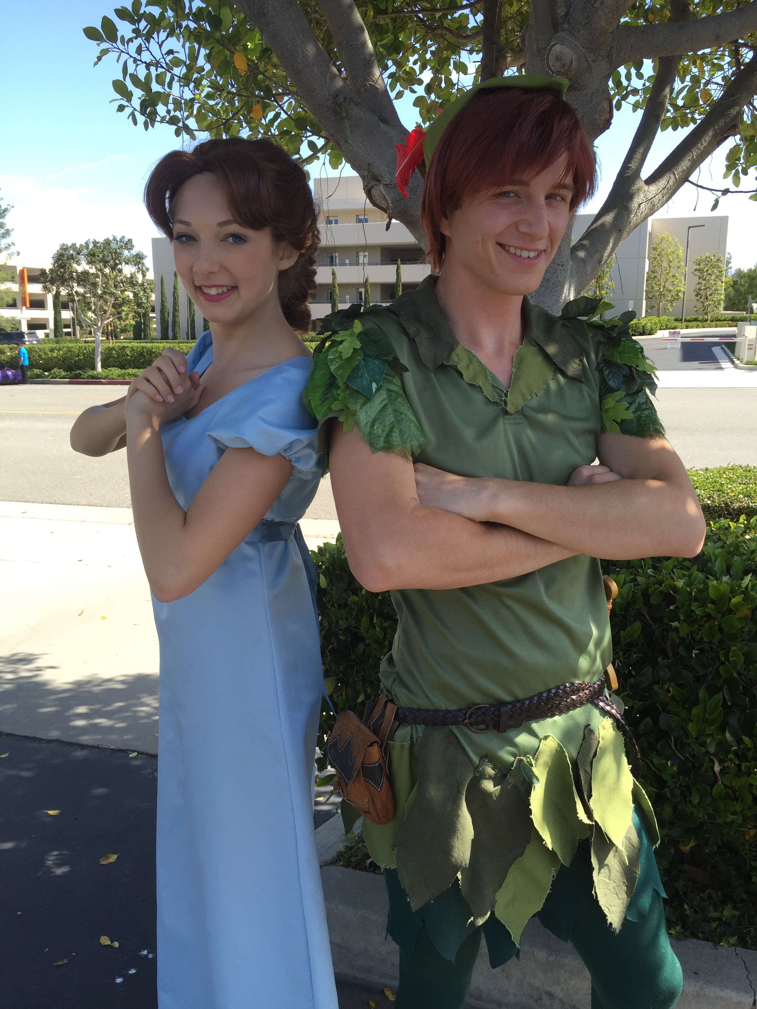 Peter Pan Character for Hire